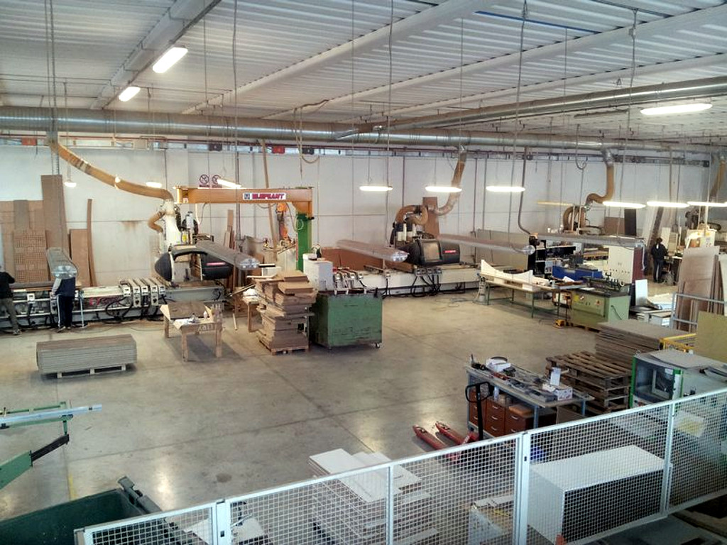 HCS Manufactoring - Wood materials Cutting Department