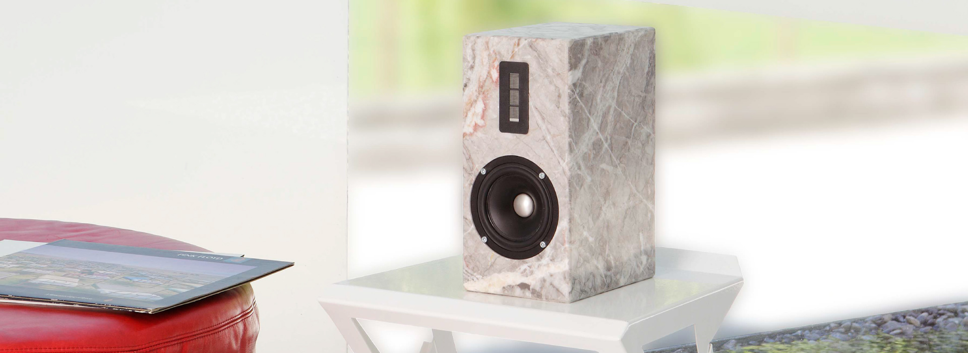 Marble Works Audio Hi-Fi Speakers